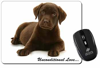 Chesapeake Bay Retriever-Love Computer Mouse Mat Birthday Gift Idea