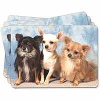Chihuahua Picture Placemats in Gift Box