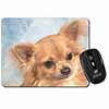 Chihuahua Dog Computer Mouse Mat Christmas Gift Idea
