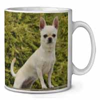 White Chihuahua Dog Coffee/Tea Mug Gift Idea
