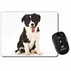 Border Collie Puppy Computer Mouse Mat Christmas Gift Idea