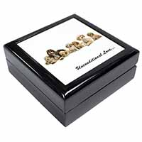 Cockerpoodles-Love- Keepsake/Jewellery Box Birthday Gift Idea