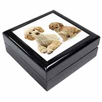 Poodle and Cockerpoo Keepsake/Jewel Box Birthday Gift Idea