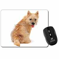 Cairn Terrier Dog Computer Mouse Mat Birthday Gift Idea