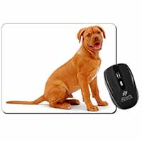 Dogue De Bordeaux Dog Computer Mouse Mat Christmas Gift Idea