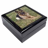 Alsatian/ German Shepherd Dog Keepsake/Jewellery Box Birthday Gift Idea
