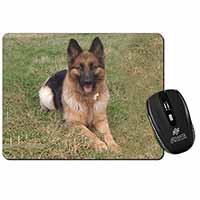 Alsatian/ German Shepherd Dog Computer Mouse Mat Birthday Gift Idea