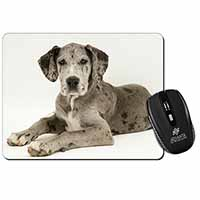 Great Dane Computer Mouse Mat Birthday Gift Idea