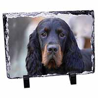 Gordon Setter Dog Photo Slate Photo Ornament Gift