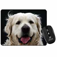 Golden Retriever Computer Mouse Mat Christmas Gift Idea