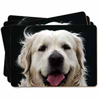 Golden Retriever Picture Placemats in Gift Box
