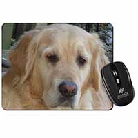 Golden Retriever Dog Computer Mouse Mat Birthday Gift Idea