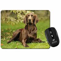 German Pointer Dog Computer Mouse Mat Birthday Gift Idea