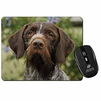 German Wirehaired Pointer Computer Mouse Mat Birthday Gift Idea