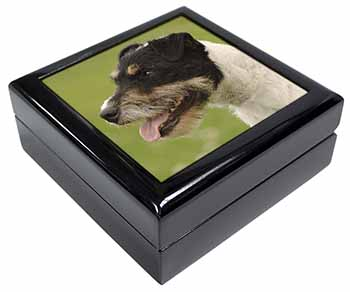 Jack Russell Terrier Dog Keepsake/Jewel Box Birthday Gift Idea