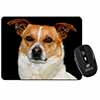 Jack Russell Terrier Dog Computer Mouse Mat Christmas Gift Idea