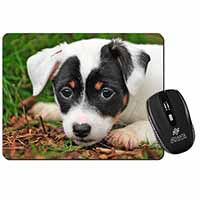 Jack Russell Puppy Dog Computer Mouse Mat Birthday Gift Idea