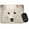 Japanese Spitz Dog Computer Mouse Mat Christmas Gift Idea