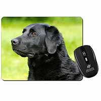 Black Labrador Dog Computer Mouse Mat Birthday Gift Idea
