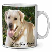 Yellow Labrador Dog