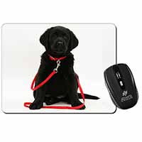 Black Goldador Dog Computer Mouse Mat Birthday Gift Idea