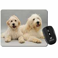 Labradoodle Dog Computer Mouse Mat Birthday Gift Idea