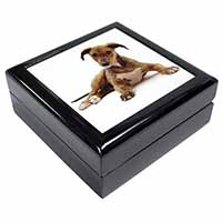Lurcher Dog Keepsake/Jewel Box Birthday Gift Idea