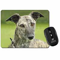 Lurcher Dog Computer Mouse Mat Birthday Gift Idea