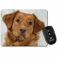 Nova Scotia Duck Tolling Retriever Dog Computer Mouse Mat Christmas Gift Idea