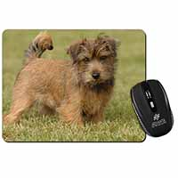 Norfolk Terrier Dog Computer Mouse Mat Birthday Gift Idea