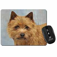 Norfolk-Norwich Terrier Dog Computer Mouse Mat Birthday Gift Idea