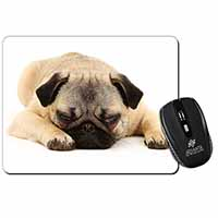 Pug Dog Computer Mouse Mat Birthday Gift Idea