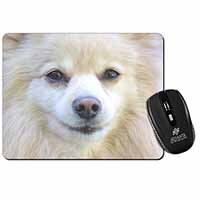 Japanese Spitz Dog Computer Mouse Mat Birthday Gift Idea
