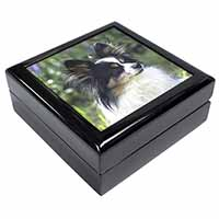 Papillon Dog Keepsake/Jewellery Box Birthday Gift Idea