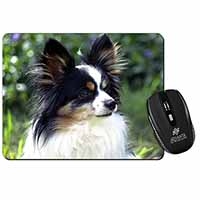 Papillon Dog Computer Mouse Mat Birthday Gift Idea