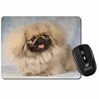 Pekingese Dog Computer Mouse Mat Birthday Gift Idea