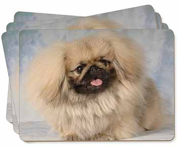 Pekingese Dog Picture Placemats in Gift Box