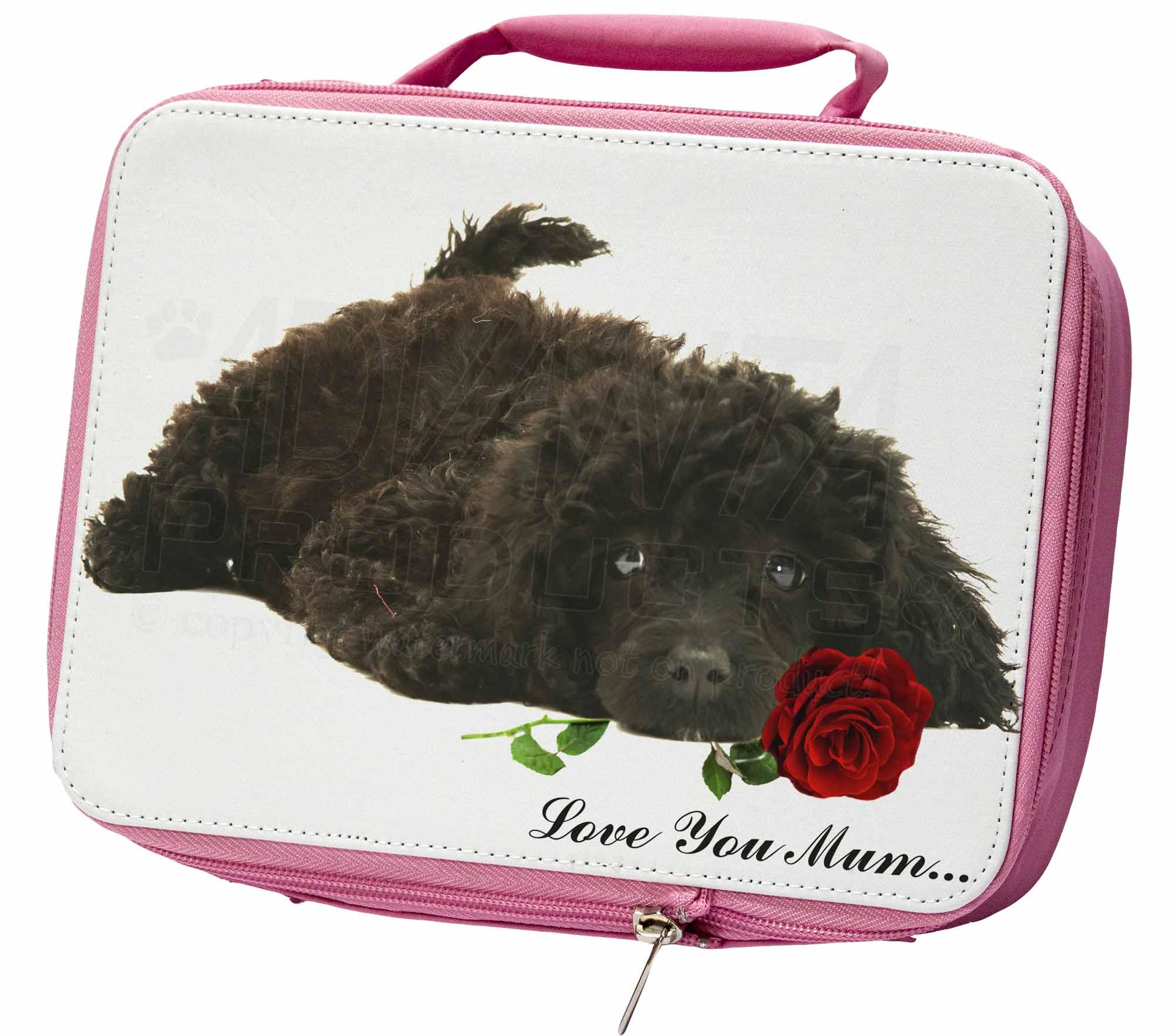 Barboncino+rosa 'amore Che Te Mamma' Ermetica Rosa Porta Pranzo, Ad-pod9rlymlbp Rosa-  - ebay.it