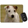 Parson Russell Terrier Dog Computer Mouse Mat Christmas Gift Idea