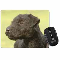 Patterdale Terrier Dogs Computer Mouse Mat Birthday Gift Idea