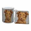 Nova Scotia Duck Retriever Mug+Coaster Christmas/Birthday Gift Idea
