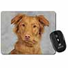 Nova Scotia Duck Retriever Computer Mouse Mat Christmas Gift Idea