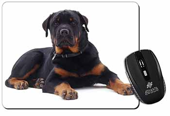 Rottweiler Dog Computer Mouse Mat Birthday Gift Idea