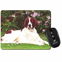 English Setter Dog Computer Mouse Mat Birthday Gift Idea