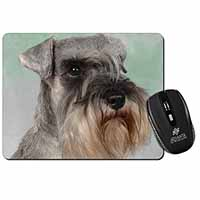 Schnauzer Dog Computer Mouse Mat Birthday Gift Idea