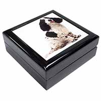 Cocker Spaniel Dog Keepsake/Jewellery Box Birthday Gift Idea