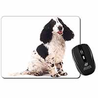 Cocker Spaniel Dog Computer Mouse Mat Birthday Gift Idea