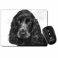 Blue Roan Cocker Spaniels Computer Mouse Mat Birthday Gift Idea