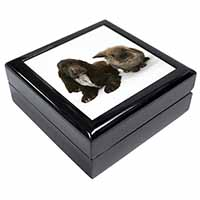 Cocker Spaniel Dog Keepsake/Jewel Box Birthday Gift Idea