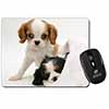Cavalier King Charles Spaniels Computer Mouse Mat Christmas Gift Idea